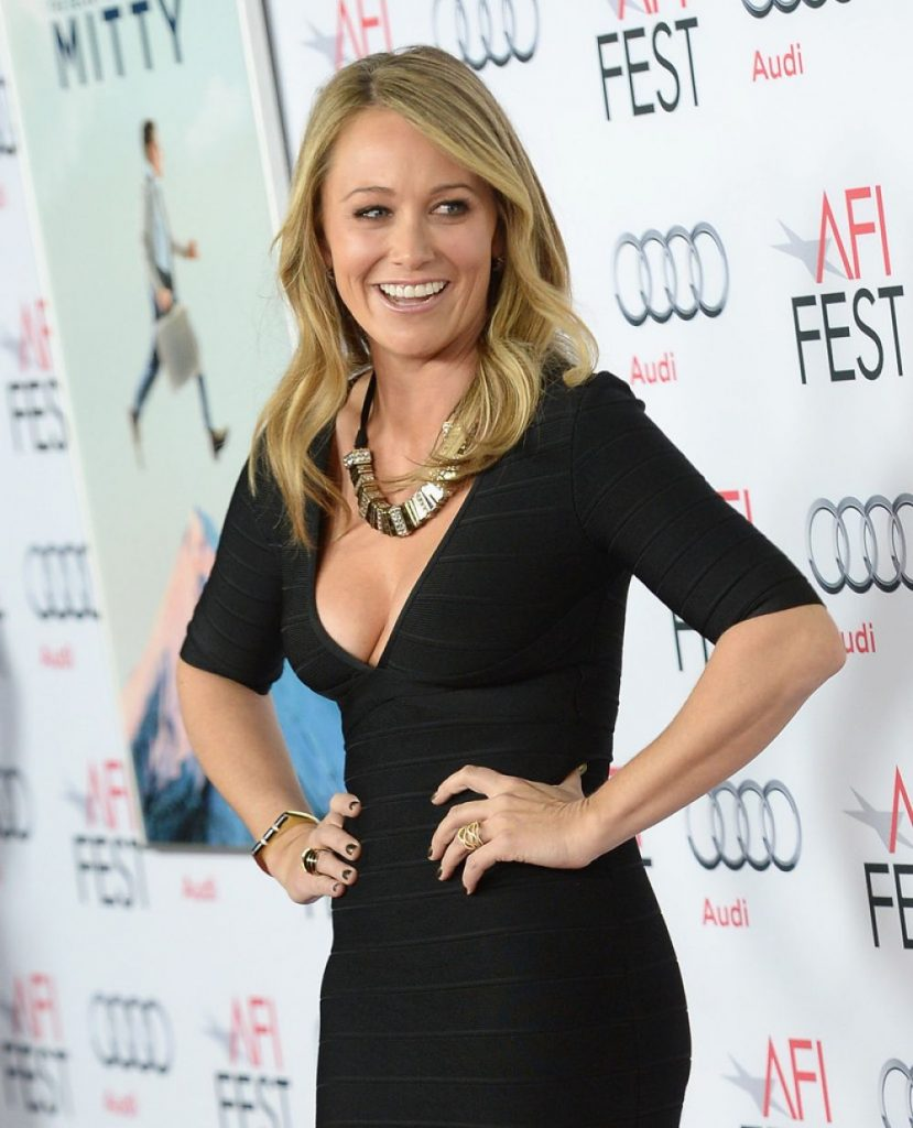 Christine Taylor (Ben Stiller's wife)